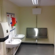 Toilet block - after complete refurb