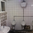 Toilet block - before refurb